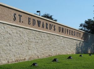 Hauntings at St. Edward's University in Texas