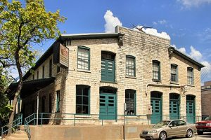 The Clay Pit & the Bertram Building - Photo