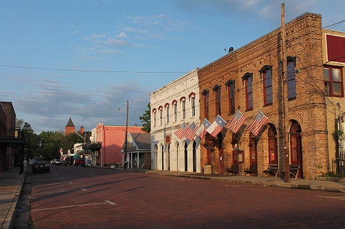 Jefferson: The Most Haunted Town in Texas - Photo